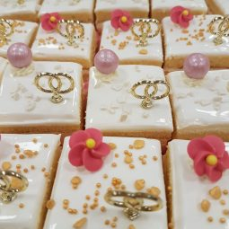 Mini gebak ringen