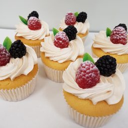 Cupcake vers fruit