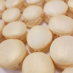 Macaron goud