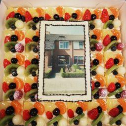 Vrucht met foto