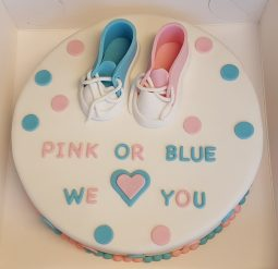 Pink or Bleu