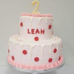 Kindertaart Leah €120,-